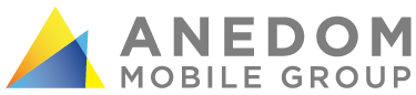 Anedom Mobile Group Logo